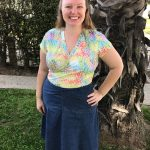 Pattern Review: Cashmerette Dartmouth Top