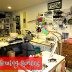 CSC Sewing Spaces:  Ruth
