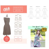 Giveaway: Curvy Capsule Wardrobe Patterns