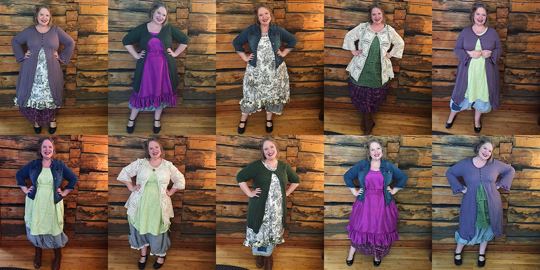 7e7c0ff9d2 Using Layers and Sewing a Dress-Based Capsule | Curvy Sewing Collective |  Bloglovin'