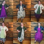 A Dress Based Wardrobe Capsule by Patty Brower