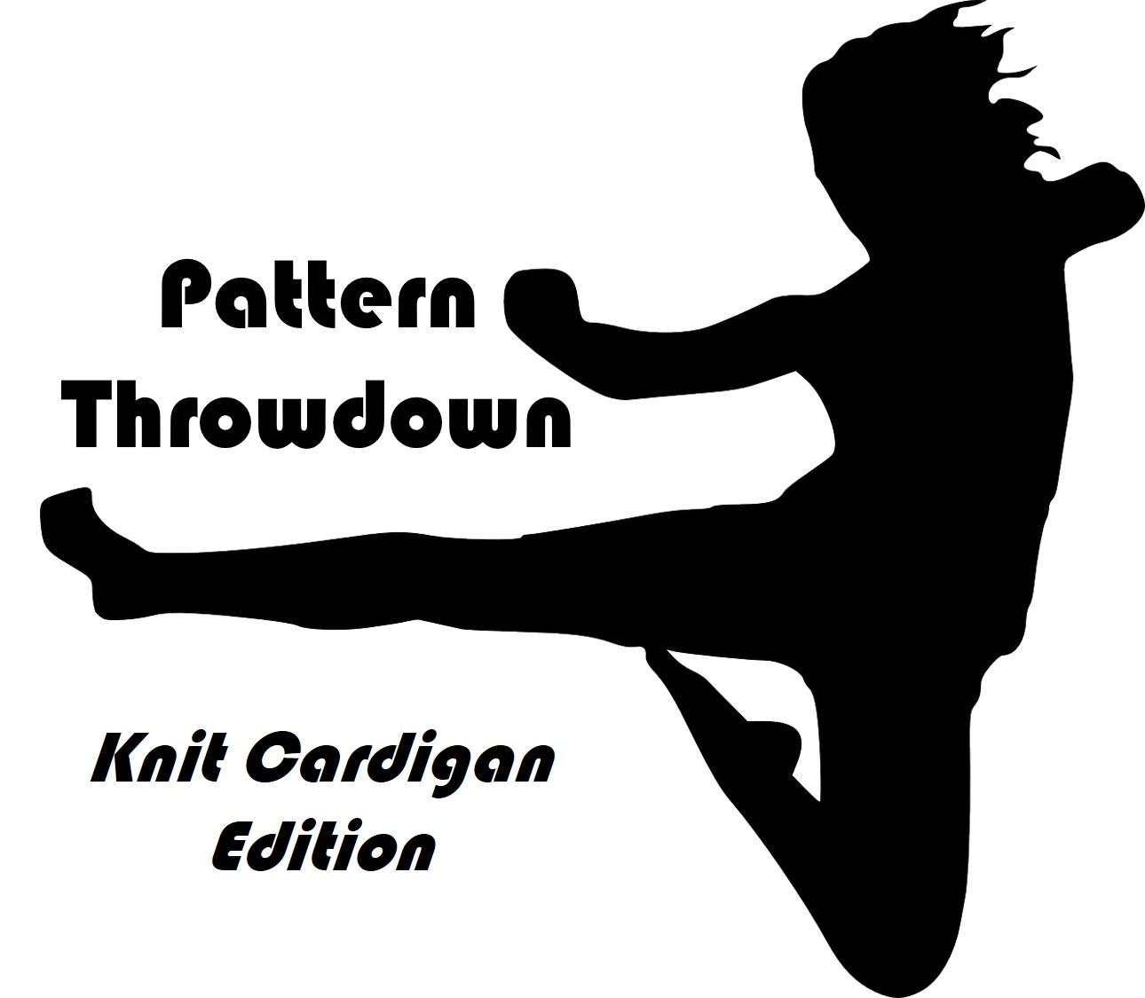 Pattern Throwdown: Knit Cardigan Edition