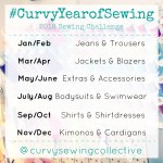 Introducing the #CurvyYearofSewing