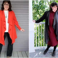 Pattern Review: Style Arc Estelle Ponte Jacket