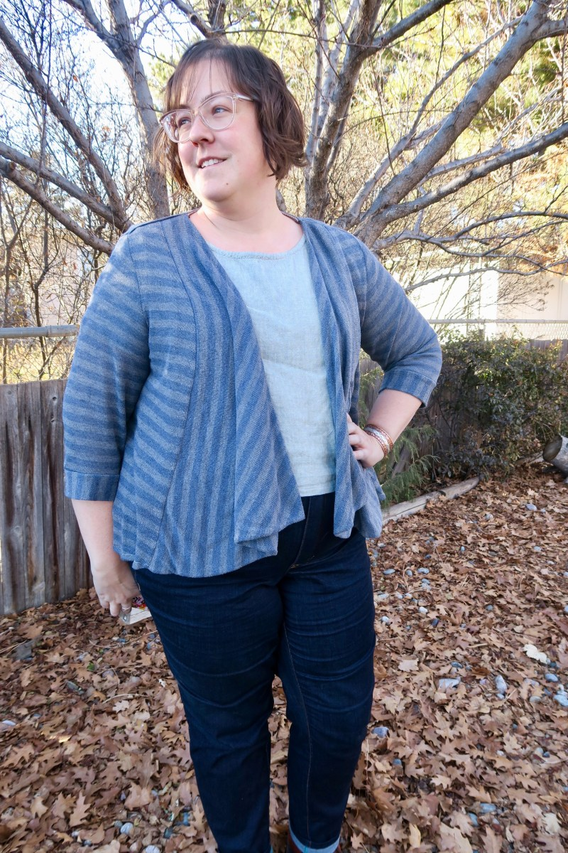 Pattern Review: SBCC Limoncello Cardigan