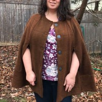 PATTERN REVIEW: SEAMWORK CAMDEN CAPE