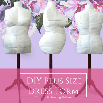 Same Pattern, Different Bodies: Bootstrap Custom Dress Form