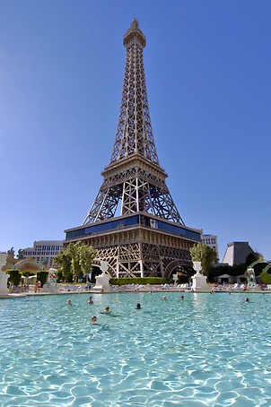 paris pool