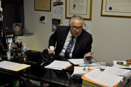 Todd S. Cushner, Esq. working
