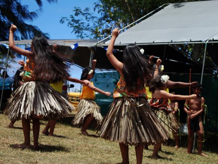 Culture and Festivals Guam, coconut festival