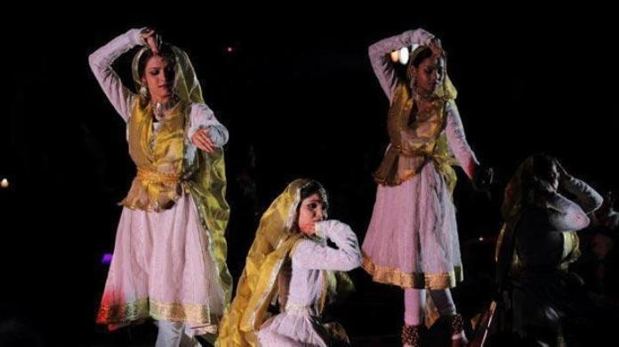 Culture and Festivals Agra, taj mahotsav