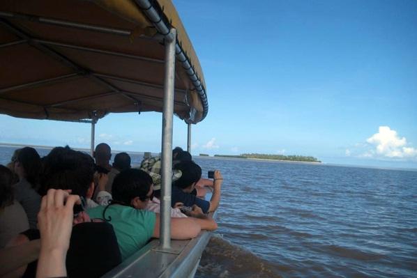 Getting Around Fiji by Boat