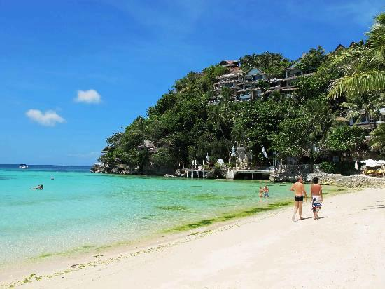Weather in Boracay