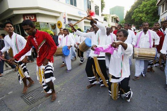 Eid festivals, Maldives