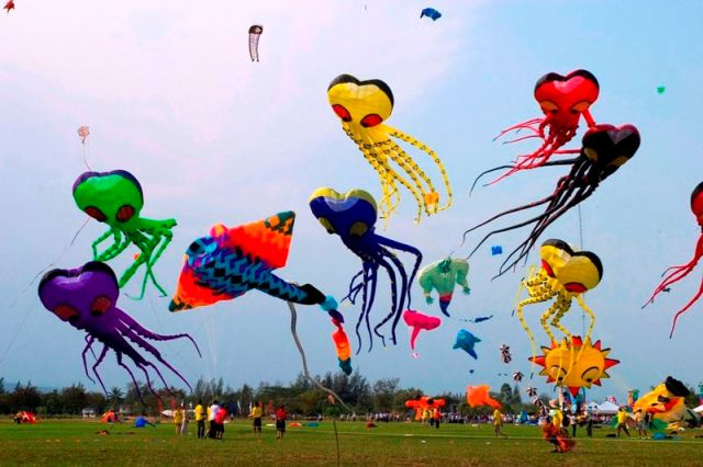 Culture and Festivals in Hua Hin-Cha-Am