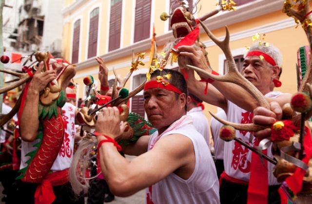 Culture and Festivals in Macau
