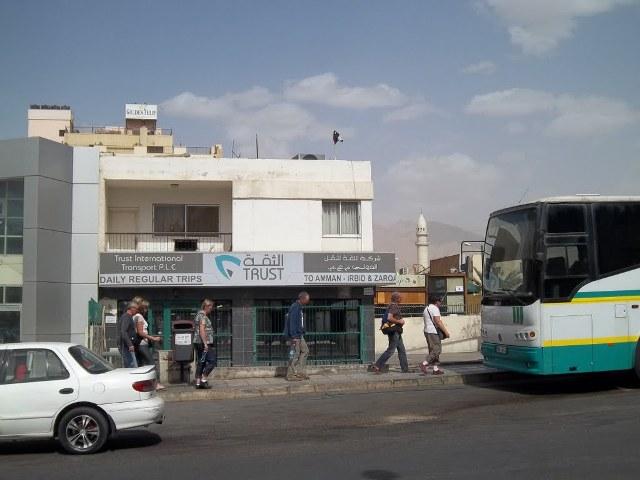 Getting Around Aqaba - Jordan