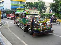 Getting around Cebu