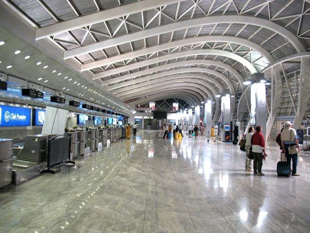 Getting to Mumbai, India