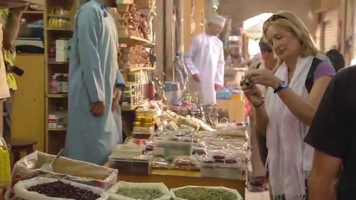 Shopping Oman