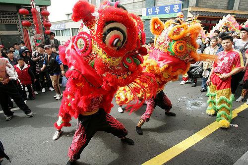 Incheon China Day