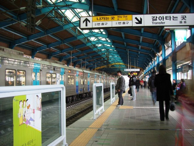 Getting around in Seoul