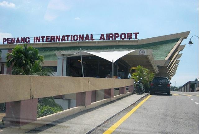 Getting to Penang