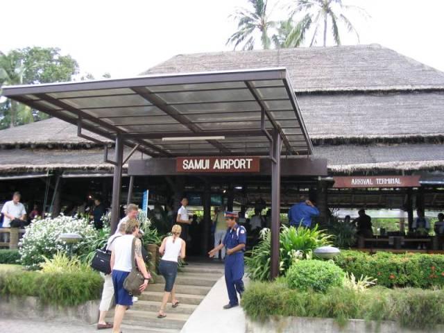 Getting to Samui