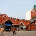 New Market in Calcutta