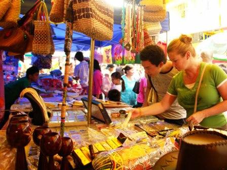 Sunday flea market