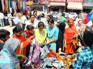 Shopping Srinagar