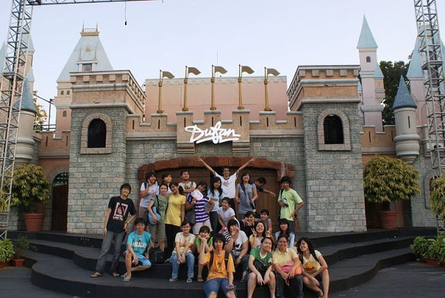 Ancol Dream Park in Jakarta