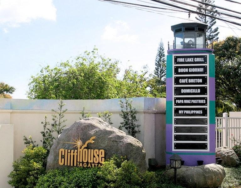 cliffhouse tagaytay
