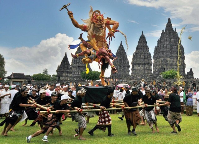 Culture and Festivals in Bali