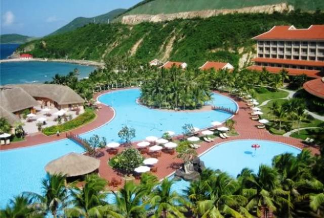 Diamond Bay in Nha Trang