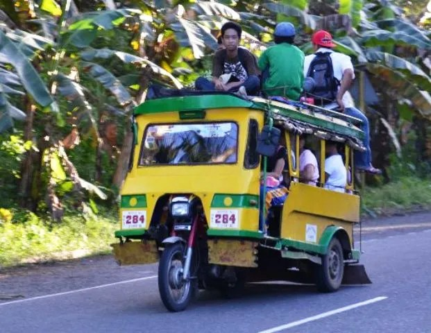 Getting around in Davao
