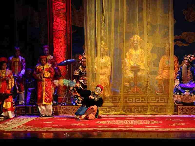 Theater, Hanoi