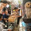 Bird Market in Jakarta