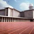 Istiqlal Mosque in Jakarta