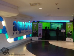 Aquaria KLCC in Kuala Lumpur