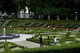 Lake Gardens in Kuala Lumpur