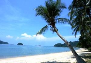 Pasir Bogak Beach, Pangkor Island