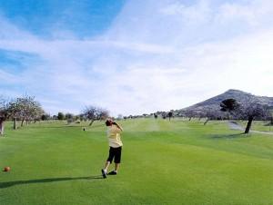 Golfing, Pattaya