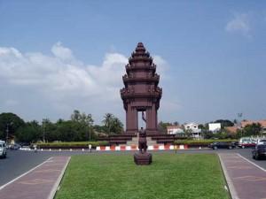 Independence Memorial, Phnom Penh