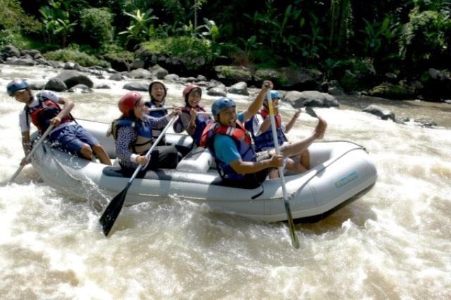 Rafting in Yogyakarta