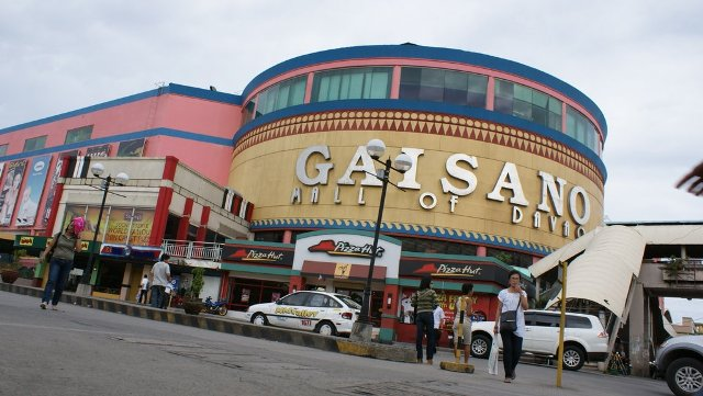 Shopping in Davao