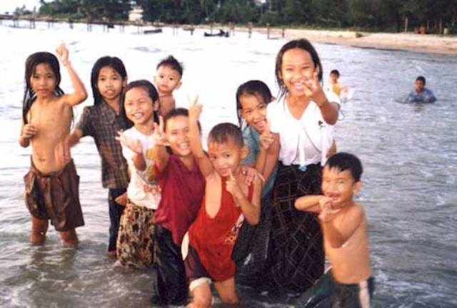 Swimming and Other Water Sports in Sihanoukville