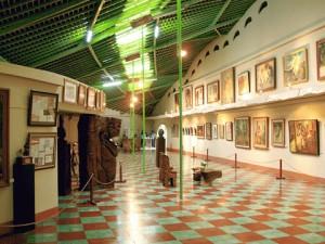 Museum Affandi, Yogyakarta