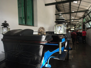 Sultans Carriage Museum in Yogyakarta