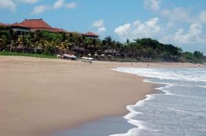 Petitenget Beach in Bali
